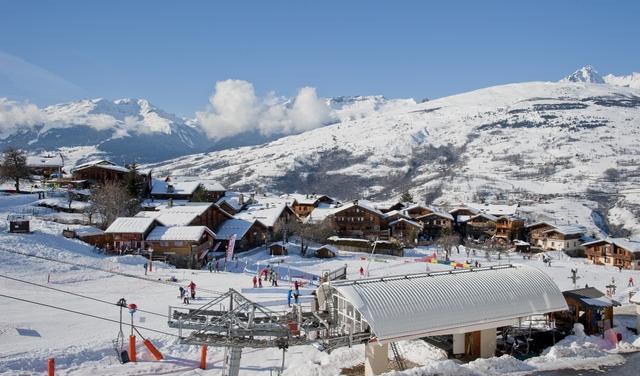 Village de Montchavin