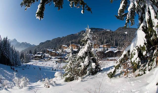 Drouzin le Mont, Le Biot-Col du Corbier