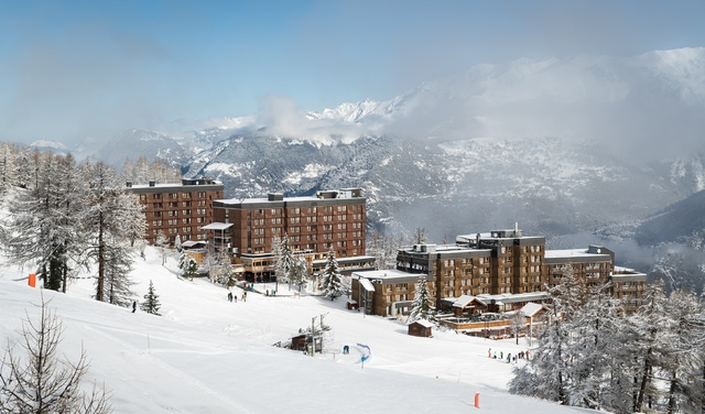 Les Karellis - station de ski de Savoie