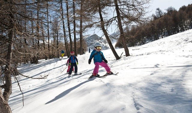 Ski famille Les Karellis