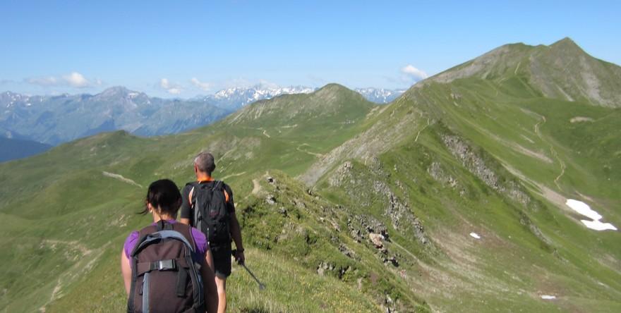 Sentier du Mont Jovet - Bozel