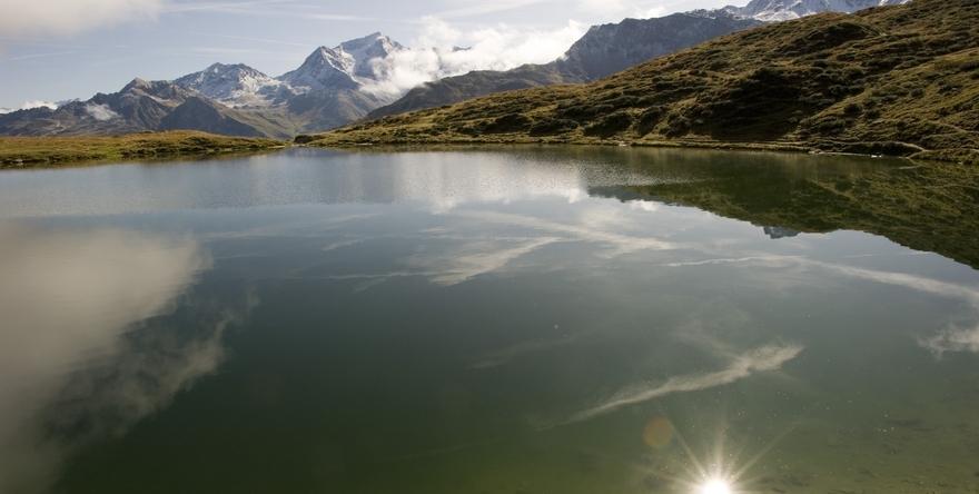 Le Lac du Carroley