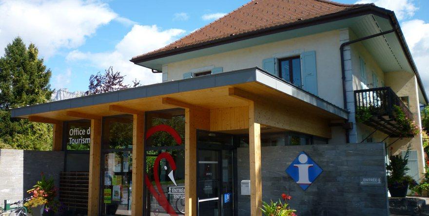 Bureau d 39 information touristique de saint jorioz savoie mont blanc savoie et haute savoie - Office tourisme talloires ...