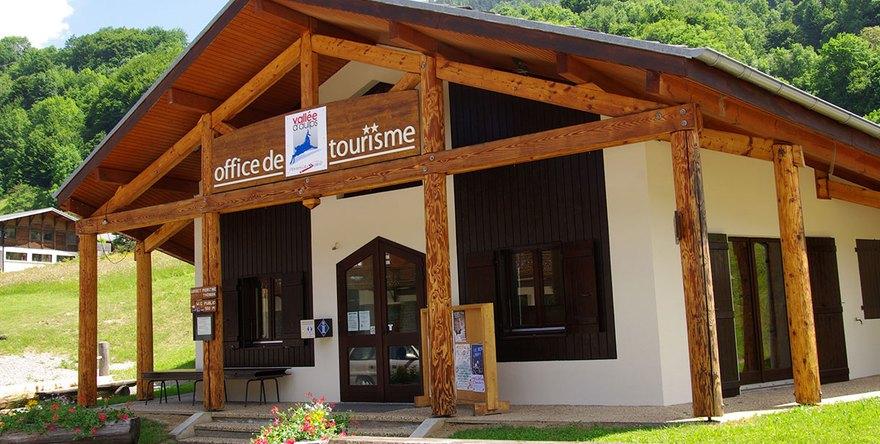 Office de tourisme de la vall e d 39 aulps antenne de saint - Office du tourisme de st jean de monts ...