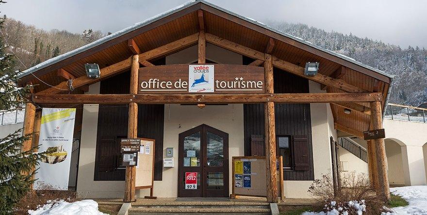 Office de tourisme de la vall e d 39 aulps antenne de saint - Office de tourisme saint jean de mont ...