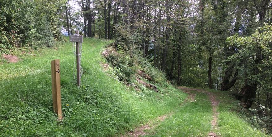 Sentier du Colporteur de Nature