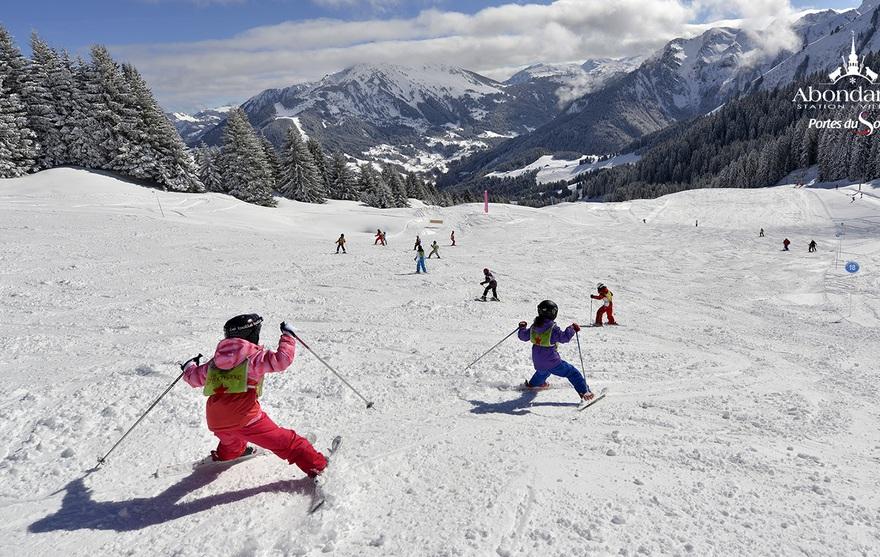 Domaine skiable de l'Essert - Abondance