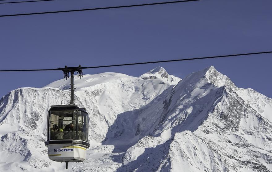Télécabines Le Bettex/Le Mont d'Arbois