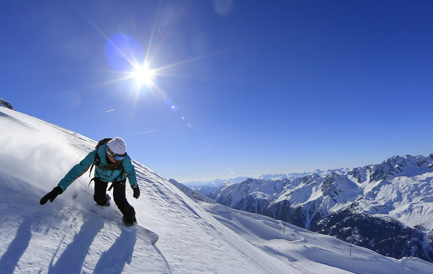 Domaine skiable des Grands Montets