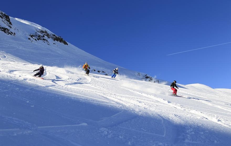 Flaine - Grand ski
