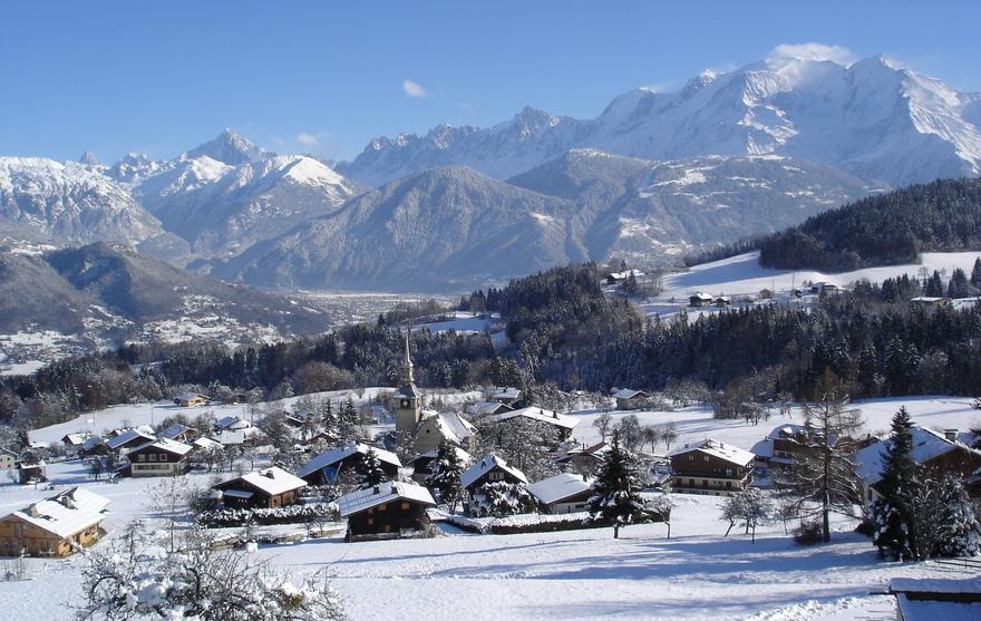 Cordon en hiver