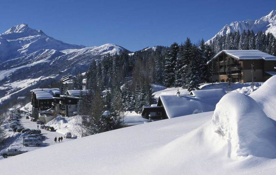 Doucy Combelouvière - Savoie