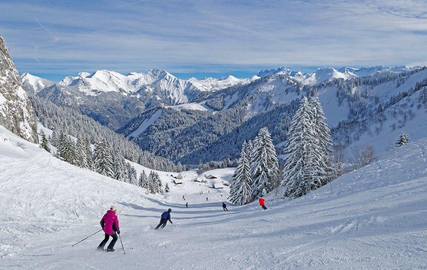 Saint jean d 39 aulps roc d 39 enfer savoie mont blanc savoie - Office du tourisme saint jean d aulps ...