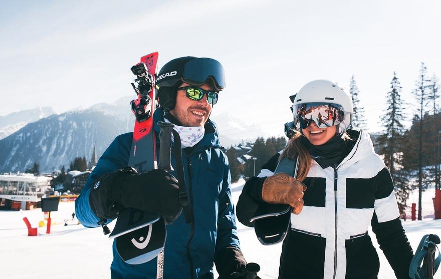 Ski - Front de neige