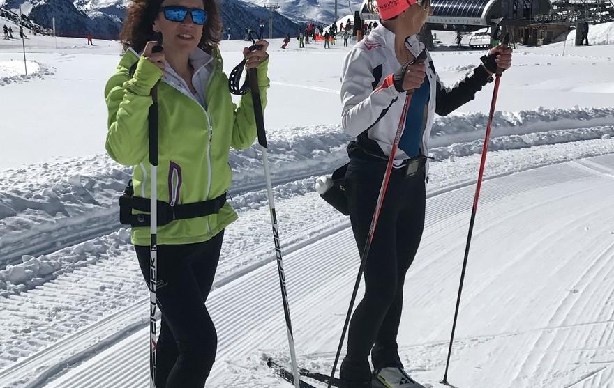 Ski nordique Orelle