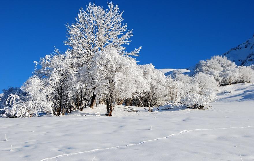 Saint Jean d'Arves - hiver