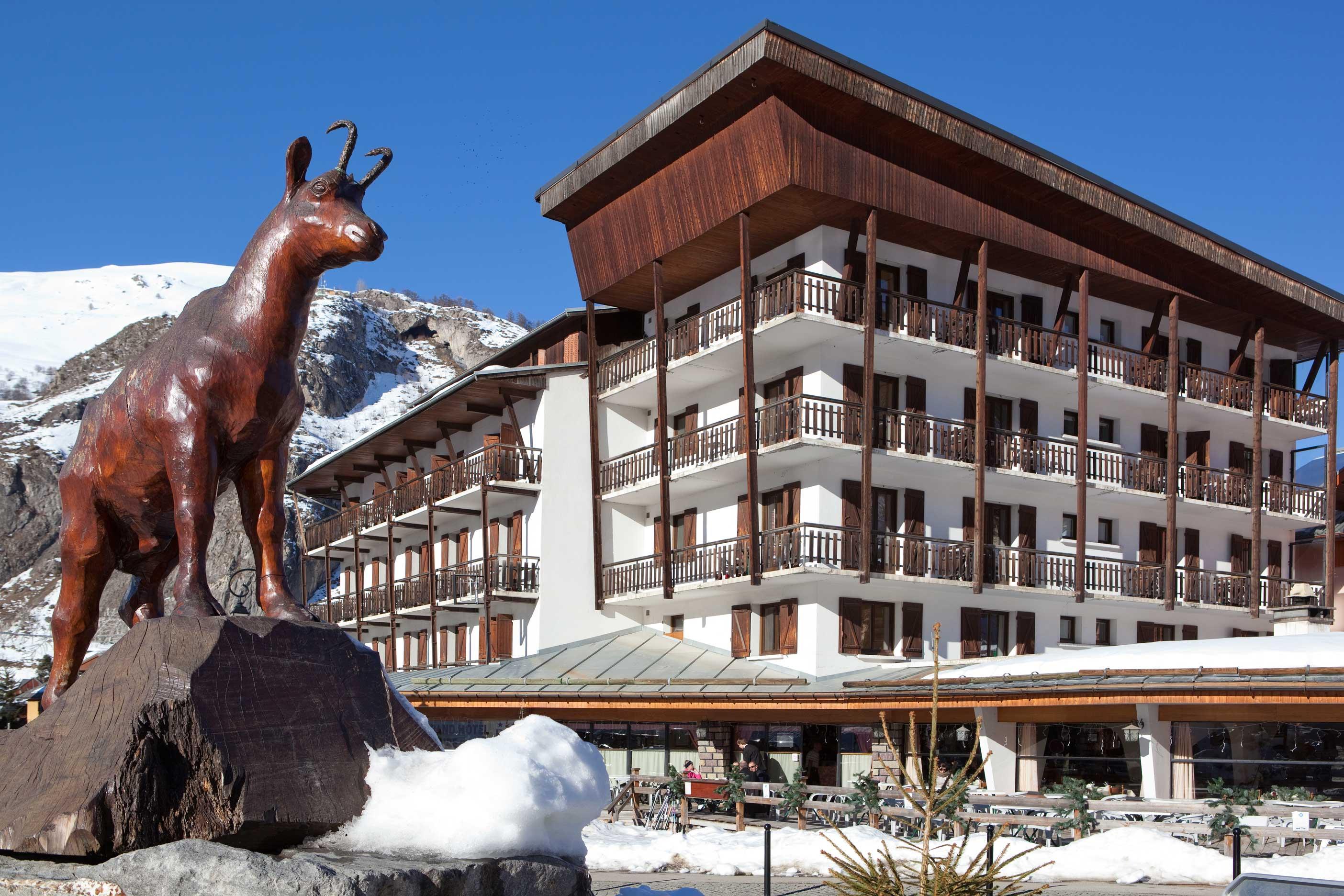 Grand h tel de valloire et du galibier savoie mont blanc savoie et haute savoie alpes - Office de tourisme de valloire ...