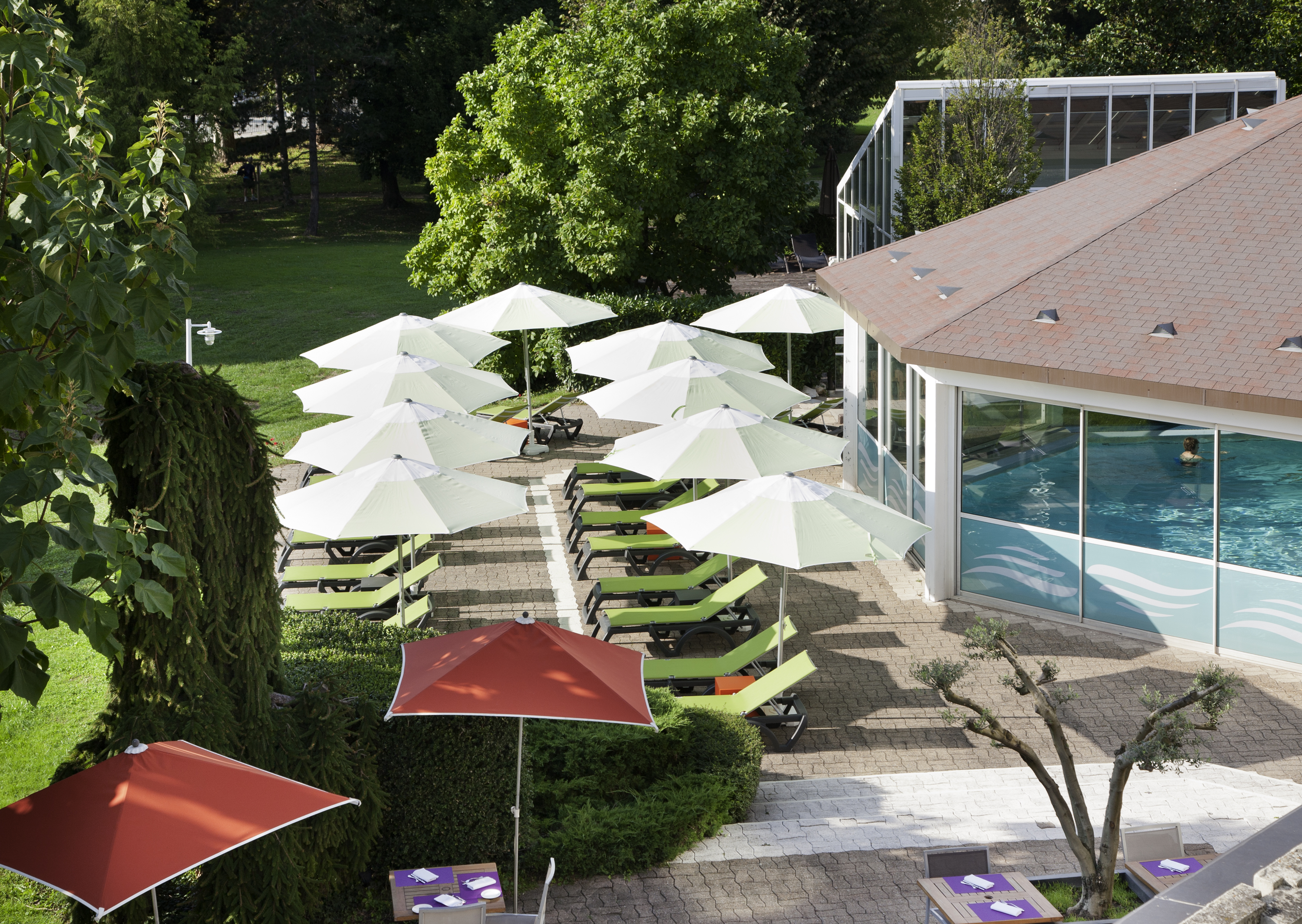 mercure hotel domaine de marlioz in aix les bains french alps savoie mont blanc. Black Bedroom Furniture Sets. Home Design Ideas