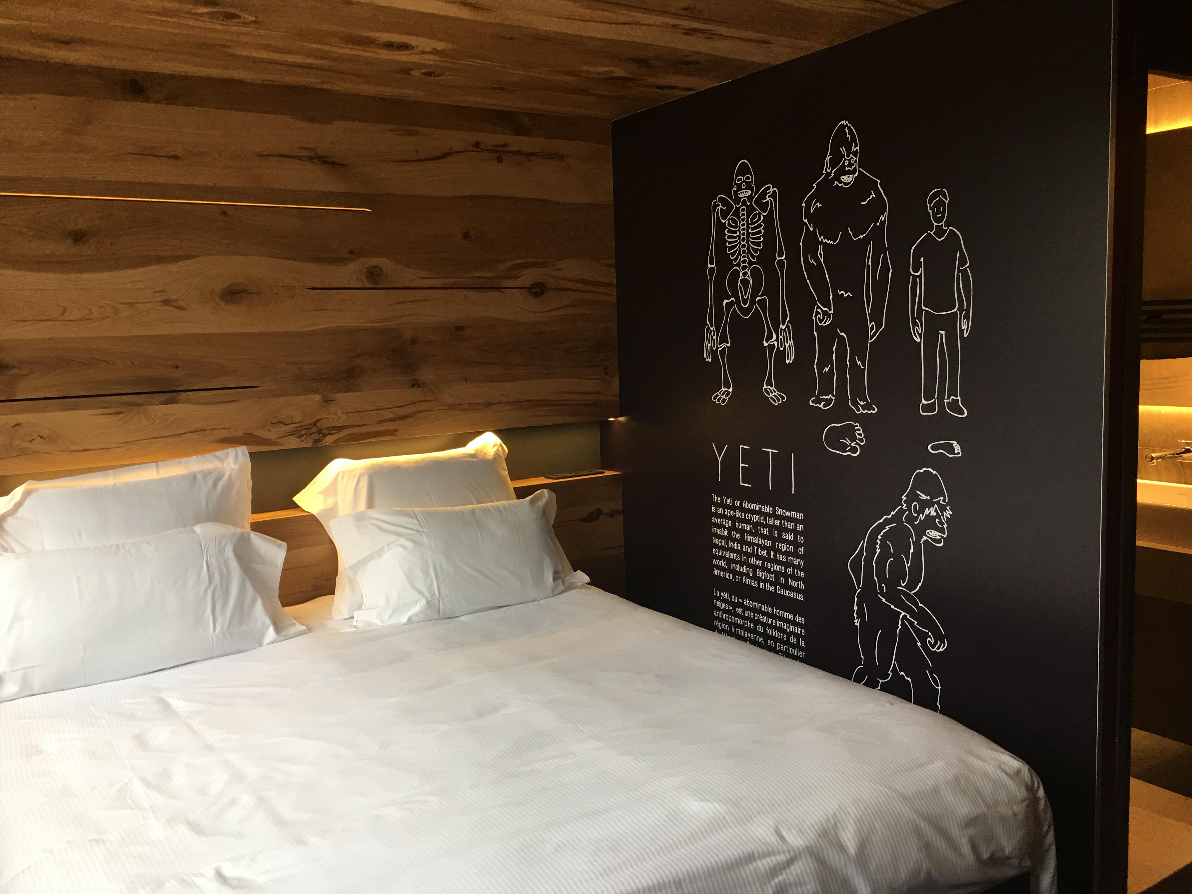 alpina eclectic hotel in chamonix mont blanc french alps savoie mont blanc