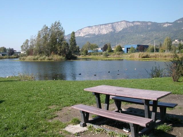 Lac de la motte longue savoie mont blanc savoie et for Piscine de bonneville