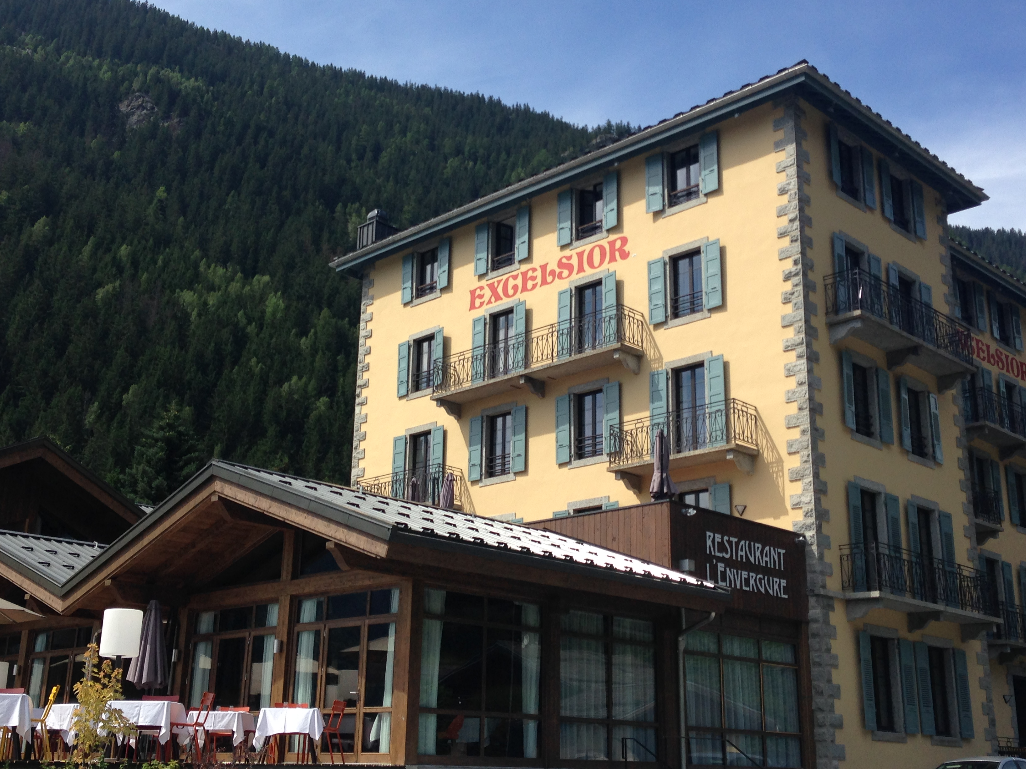 Best western plus excelsior chamonix hotel spa in chamonix for Hotels chamonix