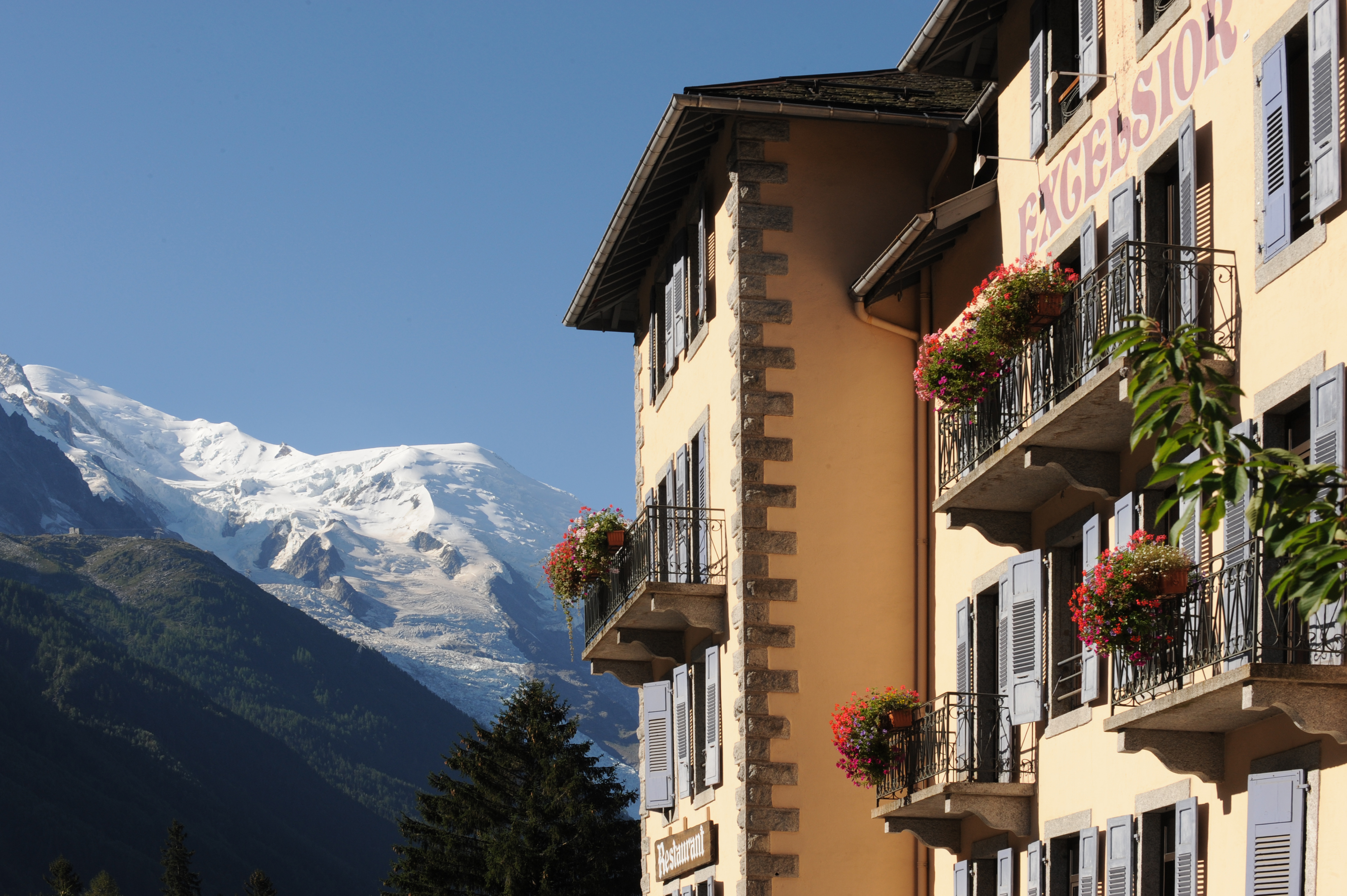 Best western plus excelsior chamonix hotel spa savoie for Hotels chamonix