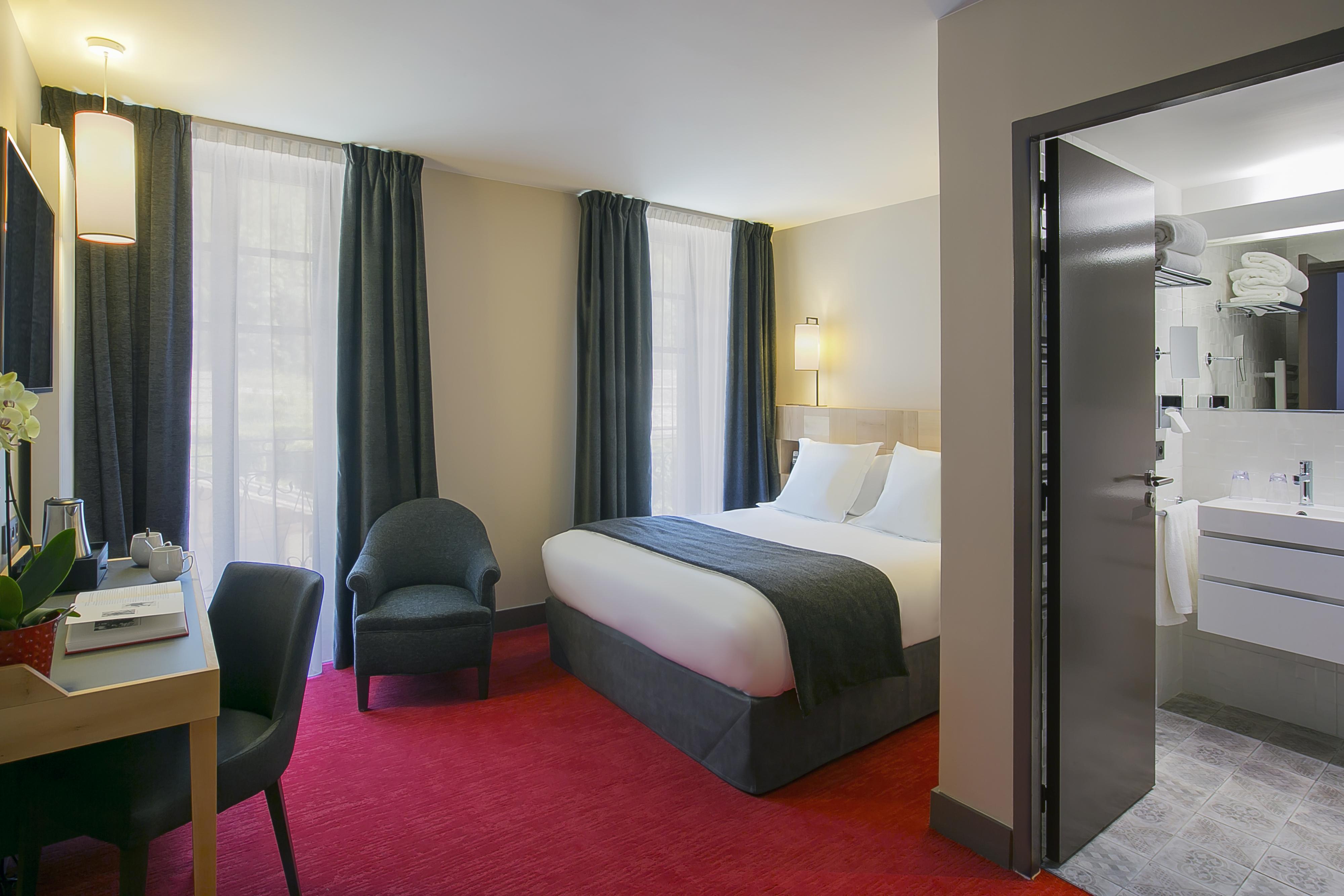 Chambre chamonix hotel de lueurope chambre charme for Chambre chamonix
