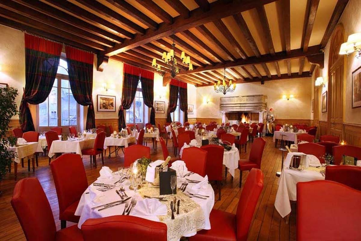Hotel Restaurant Gastronomique Savoie