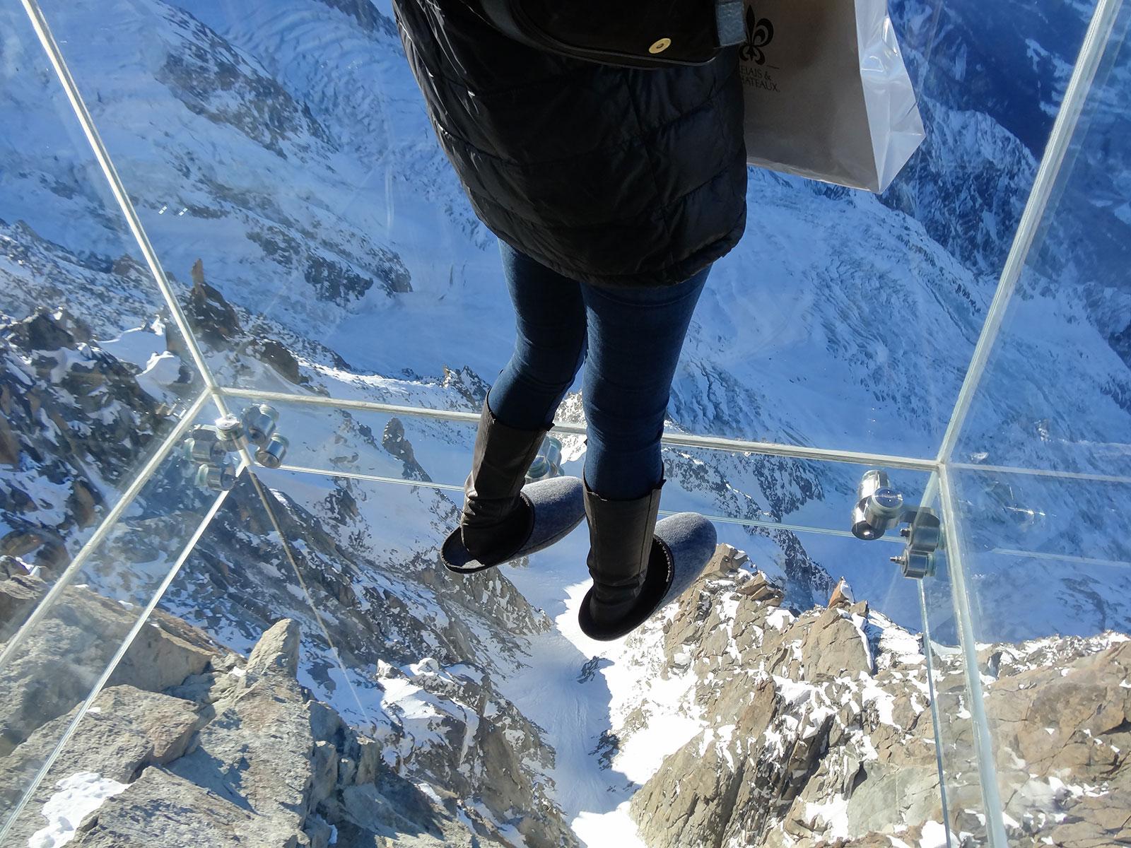 T 233 L 233 Ph 233 Rique De L Aiguille Du Midi Savoie Mont Blanc