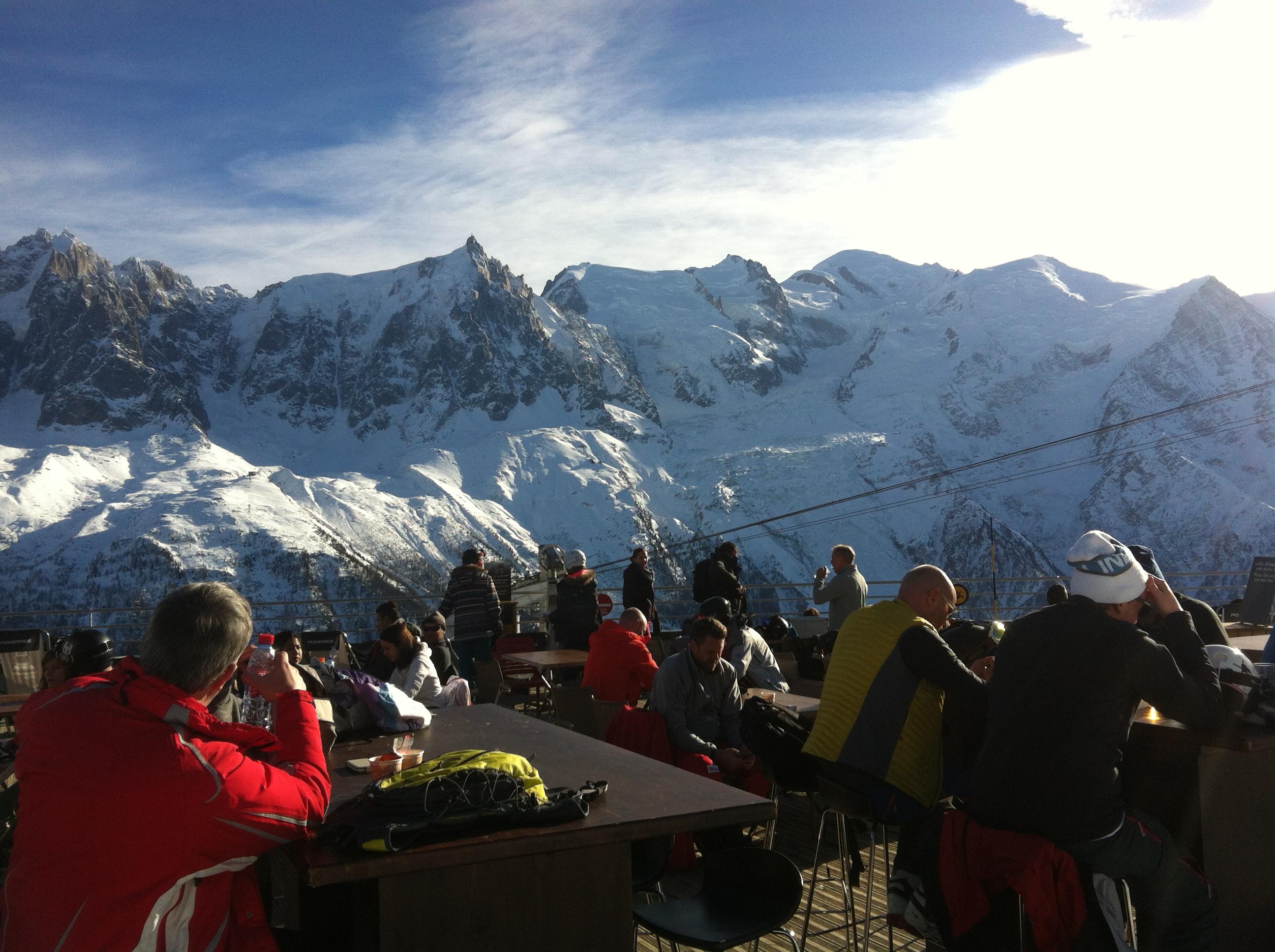 Br vent cable car in chamonix mont blanc french alps - Office de tourisme chamonix mont blanc ...