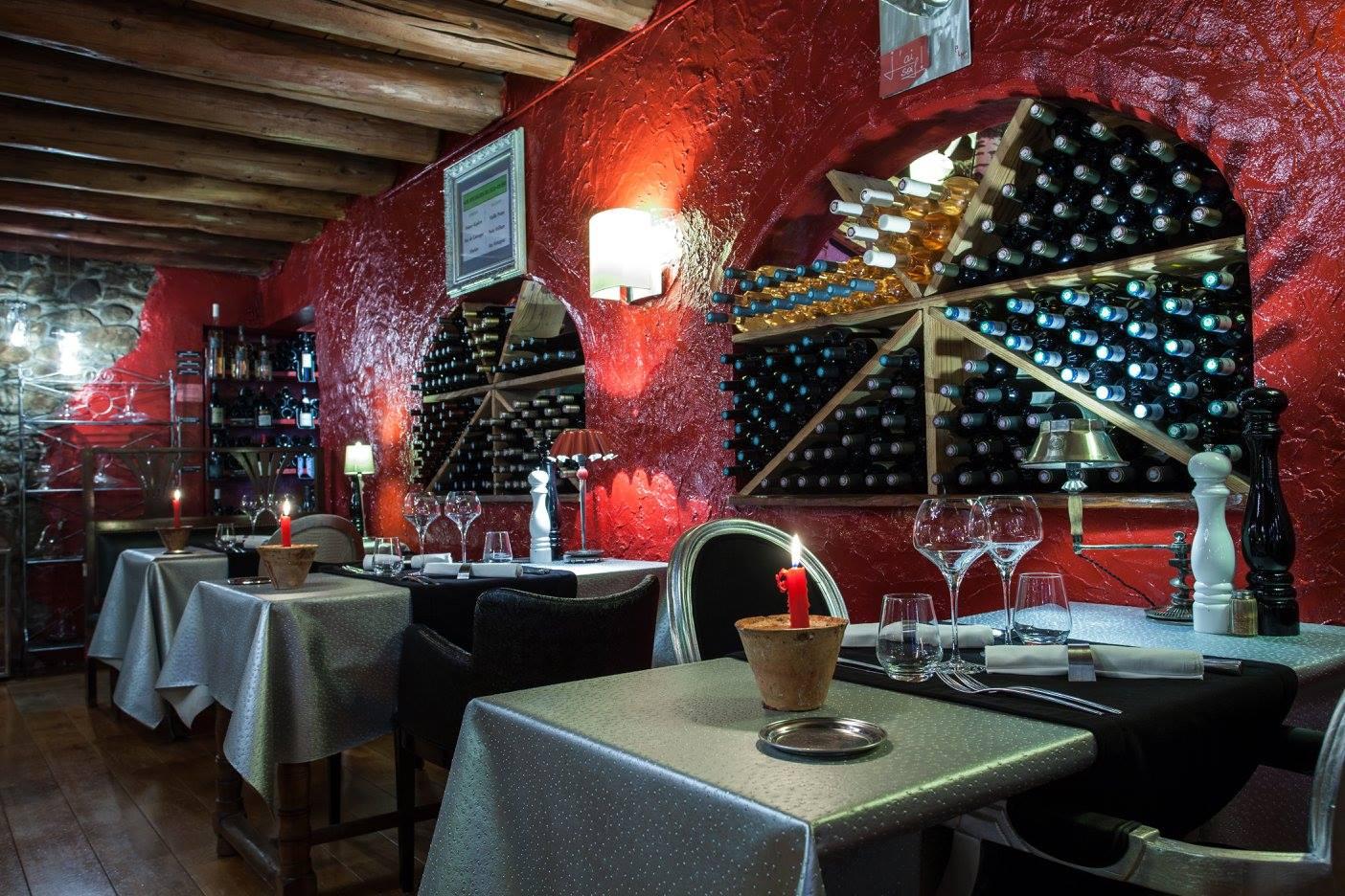Auberge de maison rouge savoie mont blanc savoie et for Auberge maison rouge