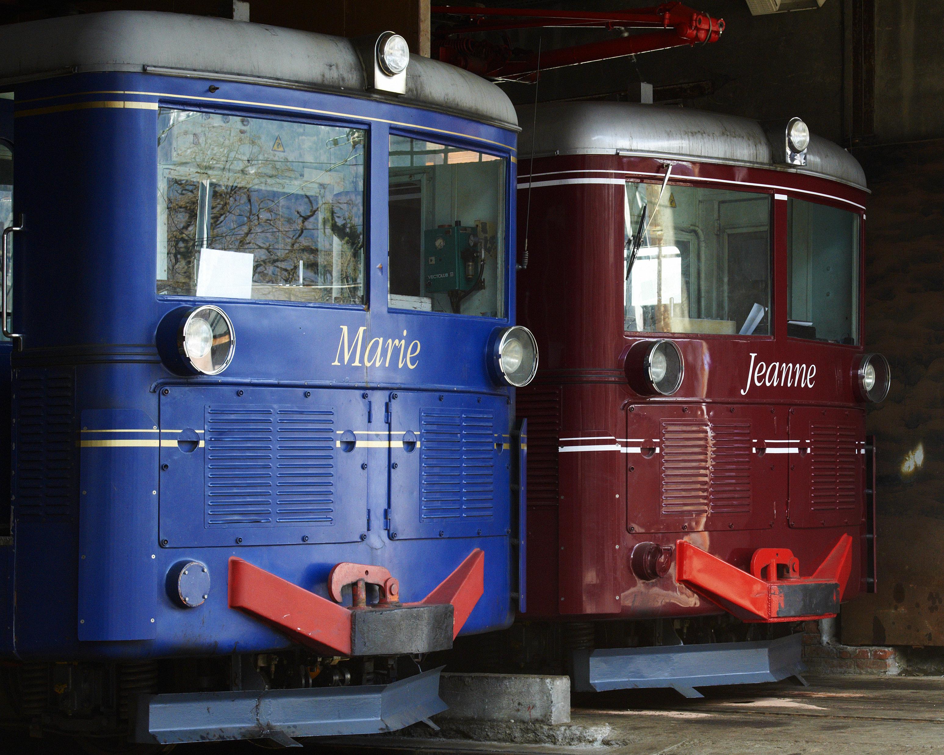 Tramway du mont blanc savoie mont blanc savoie et haute - Office du tourisme st gervais les bains ...