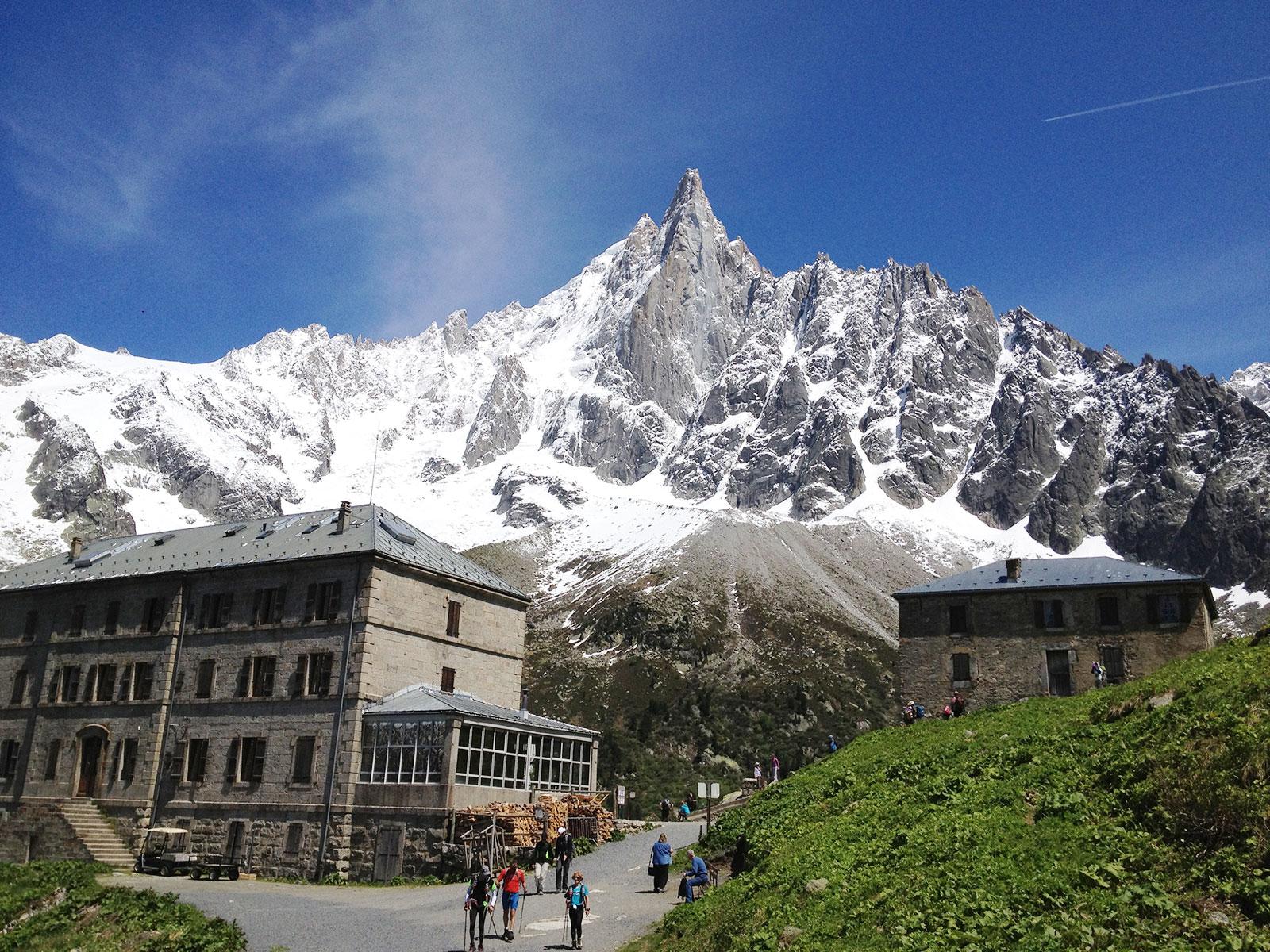 Mer de glace et train du montenvers savoie mont blanc - Office de tourisme chamonix mont blanc ...