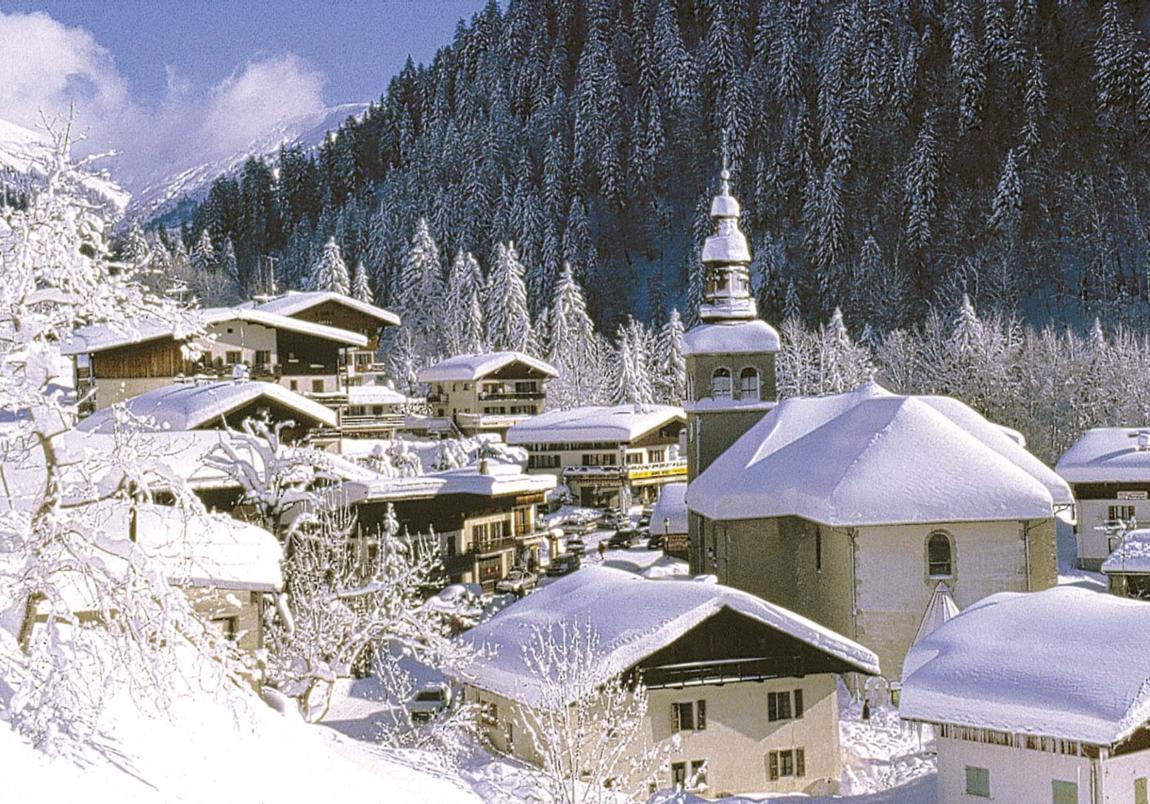 Eglise saint pierre aux liens savoie mont blanc savoie et haute savoie alpes - Office du tourisme le blanc ...