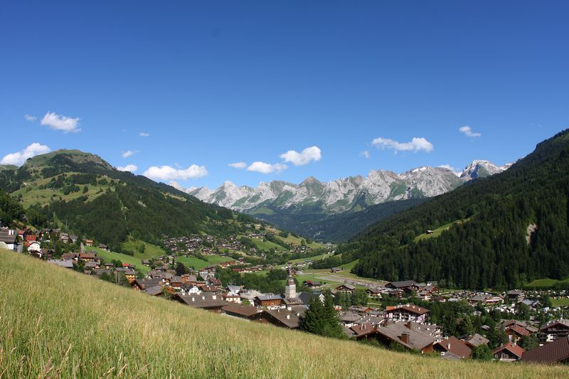 Le grand bornand tourisme village savoie mont blanc - Piscine le grand bornand ...