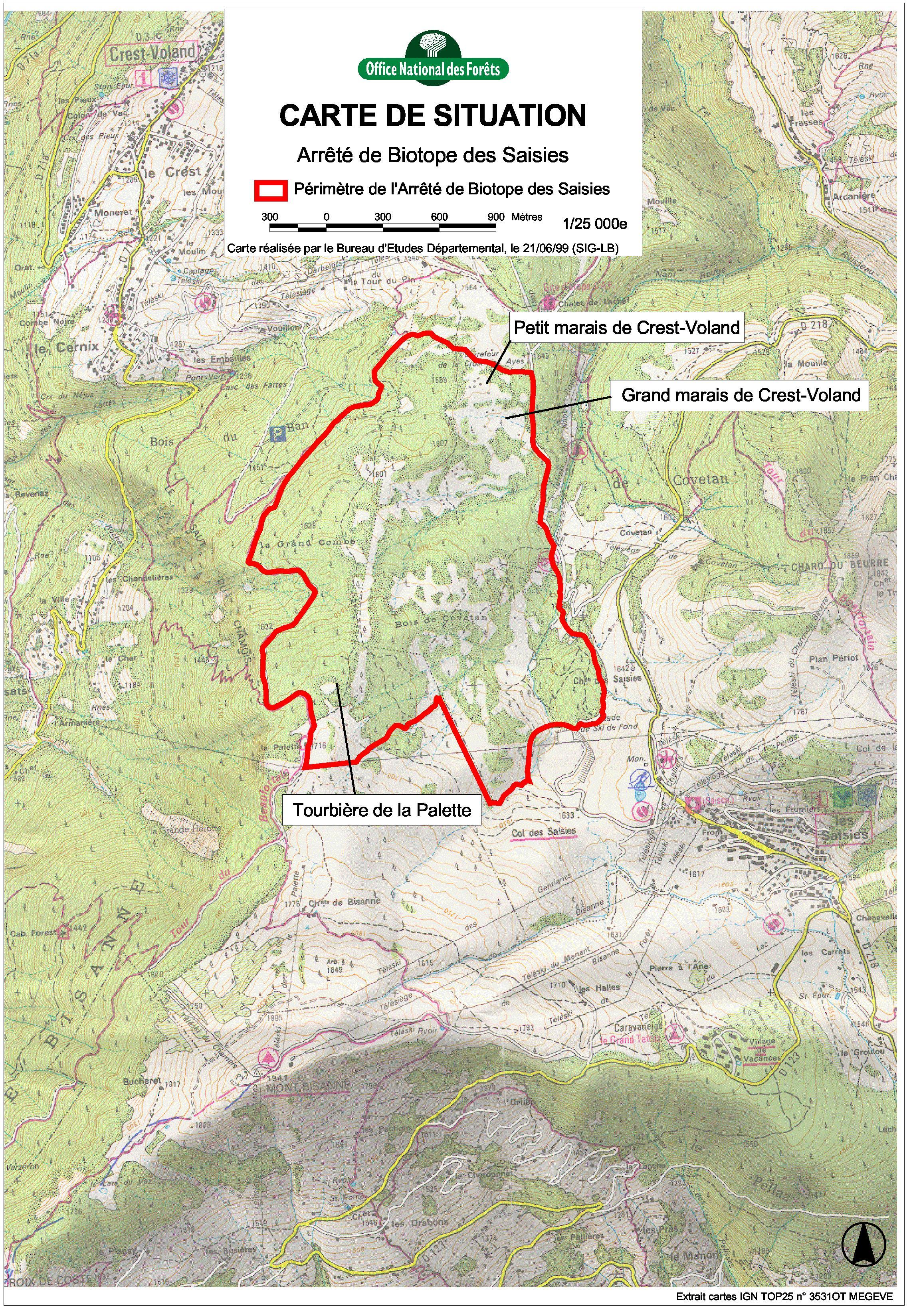 La tourbi re des saisies savoie mont blanc savoie et haute savoie alpes - Office de tourisme les saisies ...