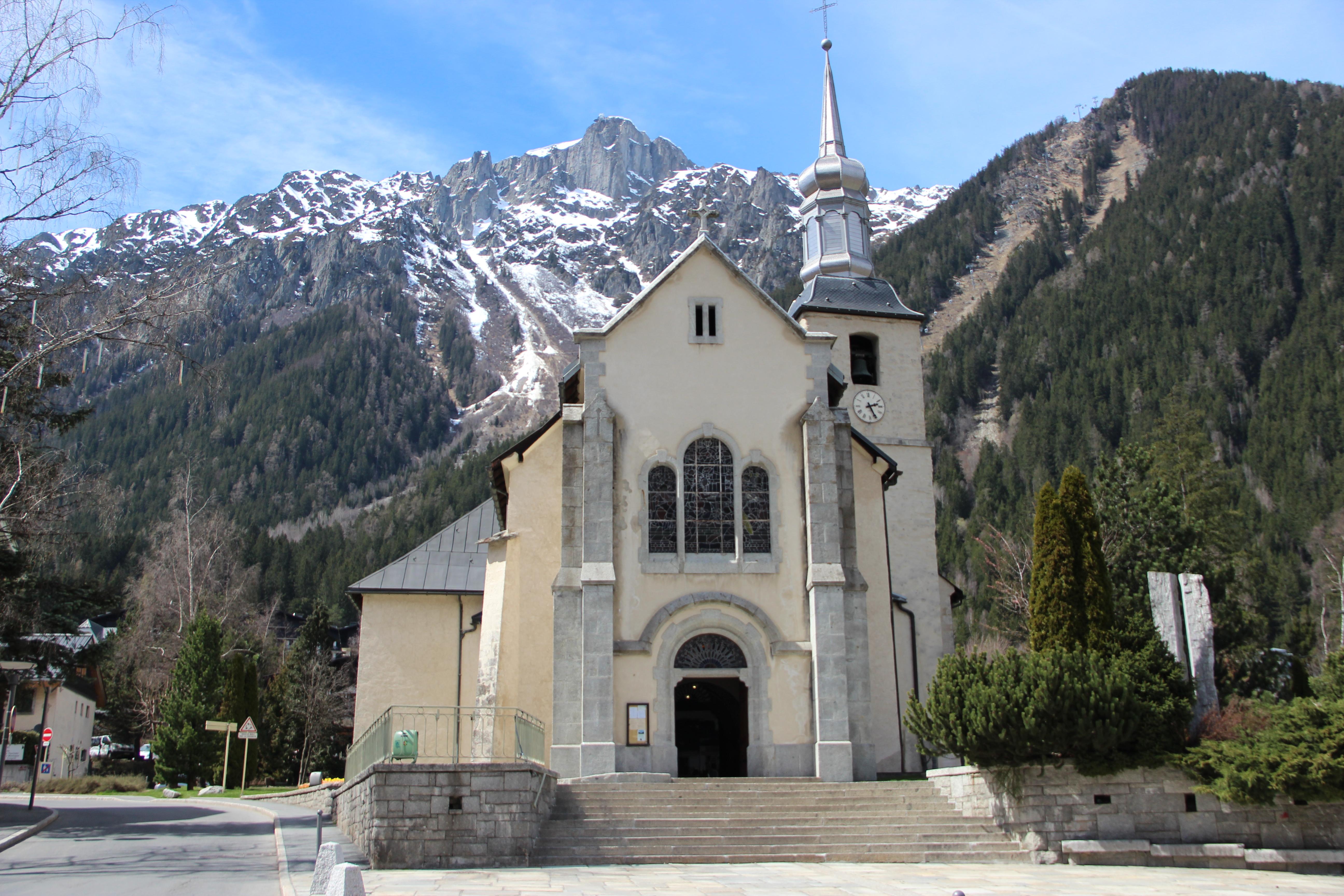 Eglise saint michel et prieur savoie mont blanc savoie - Office du tourisme les contamines montjoie 74 ...