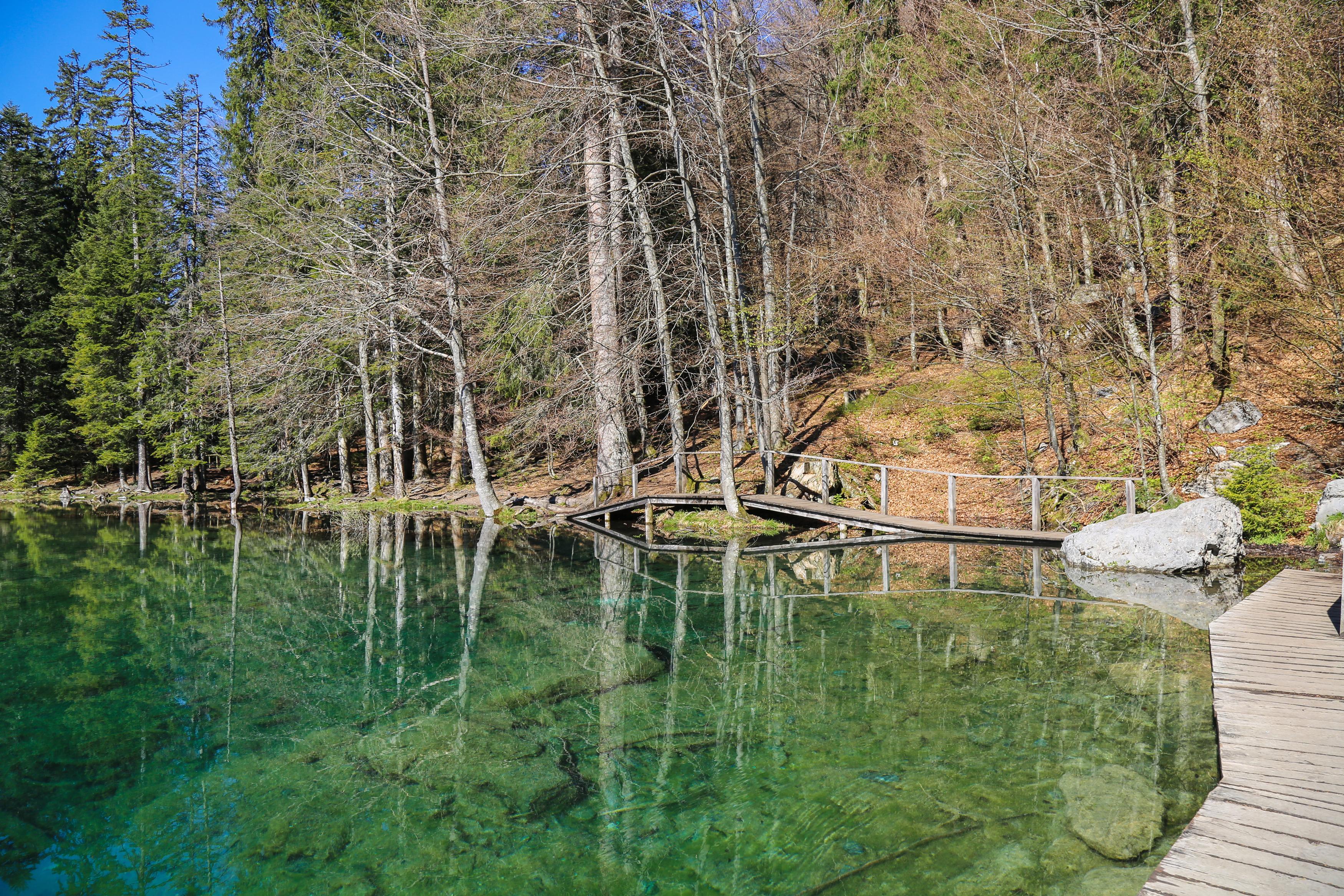 Lac vert savoie mont blanc savoie et haute savoie alpes - Office du tourisme le blanc ...