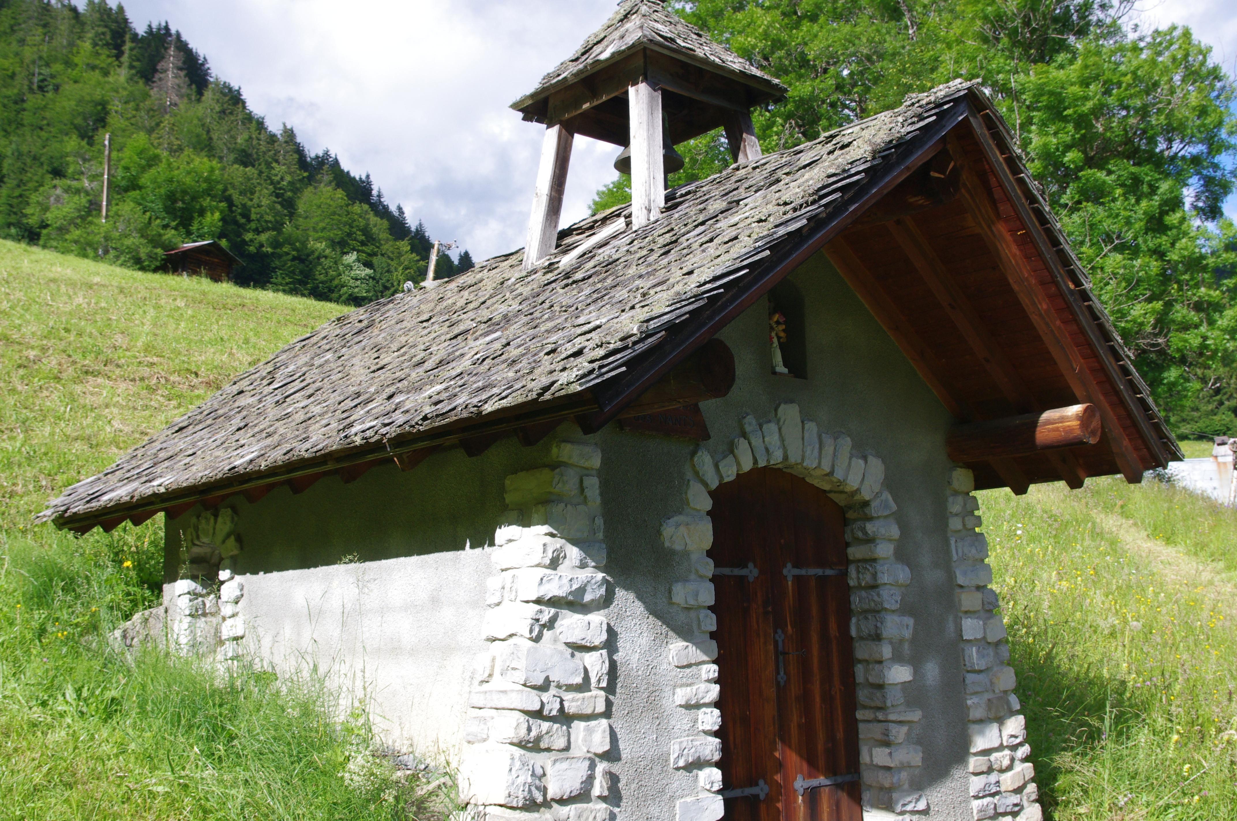Chapelle des nants savoie mont blanc savoie et haute - Office de tourisme la pierre st martin ...