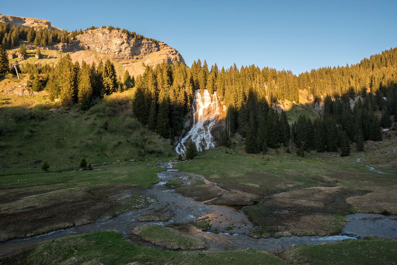 Cascade des brochaux savoie mont blanc savoie et haute - Office de tourisme la pierre st martin ...