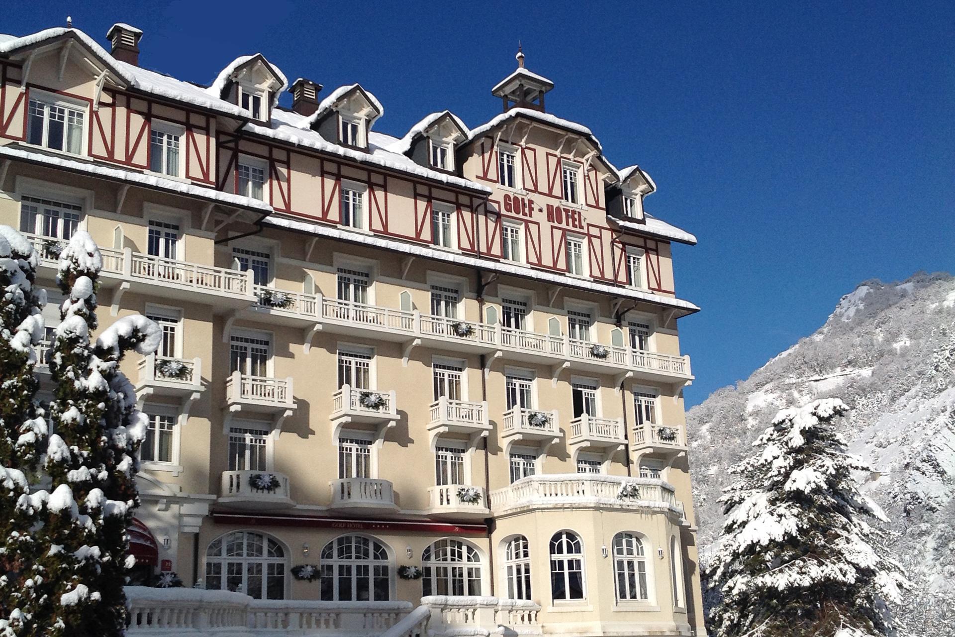Golf h tel savoie mont blanc savoie et haute savoie - Office de tourisme de brides les bains ...