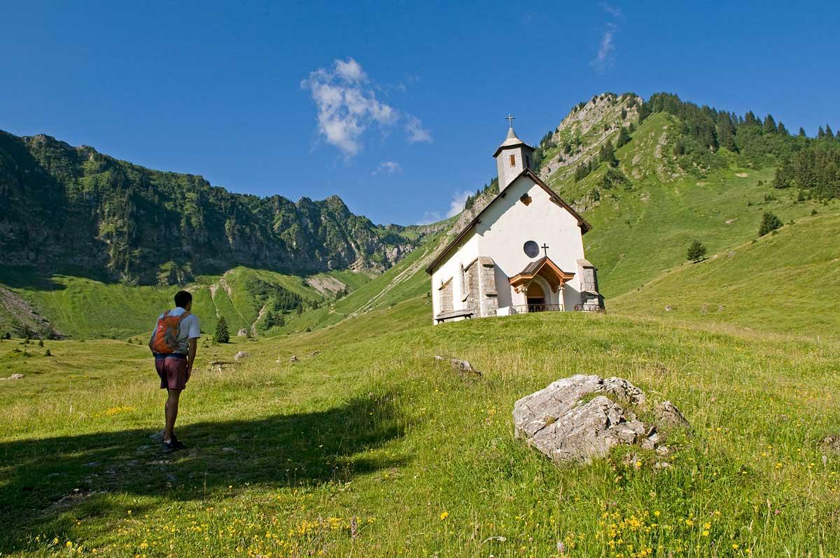 Au pied du roc d 39 enfer savoie mont blanc savoie et - Office du tourisme saint jean d aulps ...