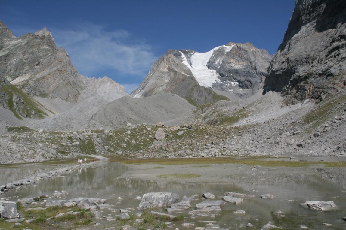 Lac des vaches savoie mont blanc savoie et haute savoie alpes - Pralognan office tourisme ...