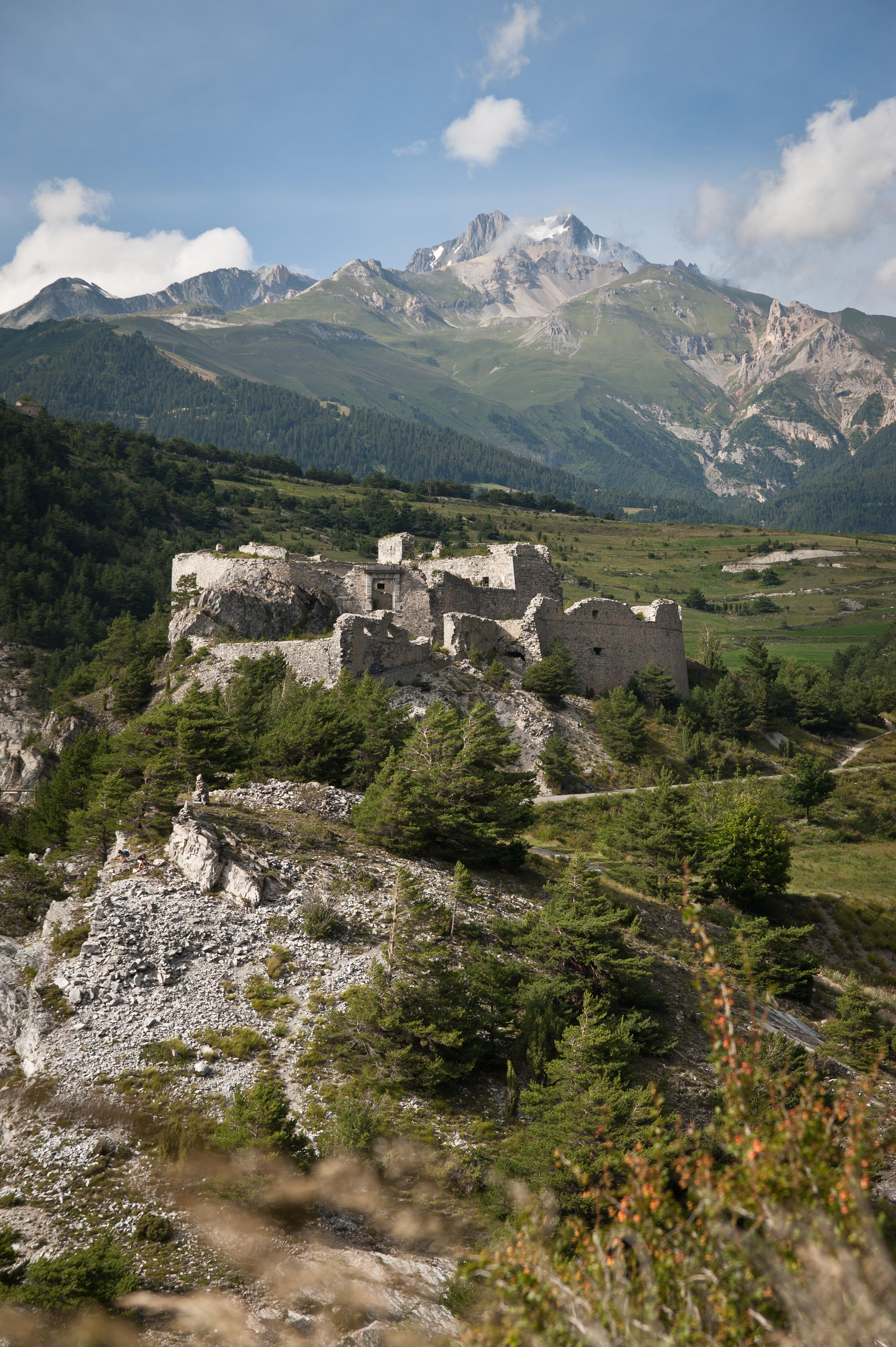 Les forts de l 39 esseillon savoie mont blanc savoie et haute savoie alpes - Office de tourisme aussois ...