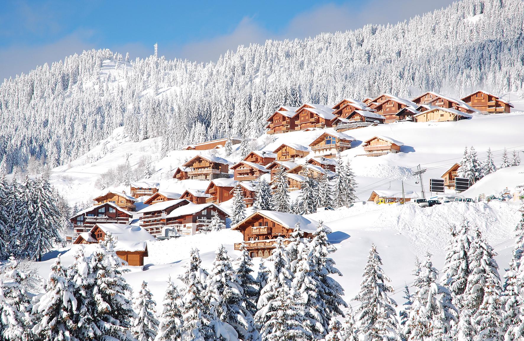Bisanne 1500 savoie mont blanc savoie et haute savoie alpes - Office de tourisme les saisies ...
