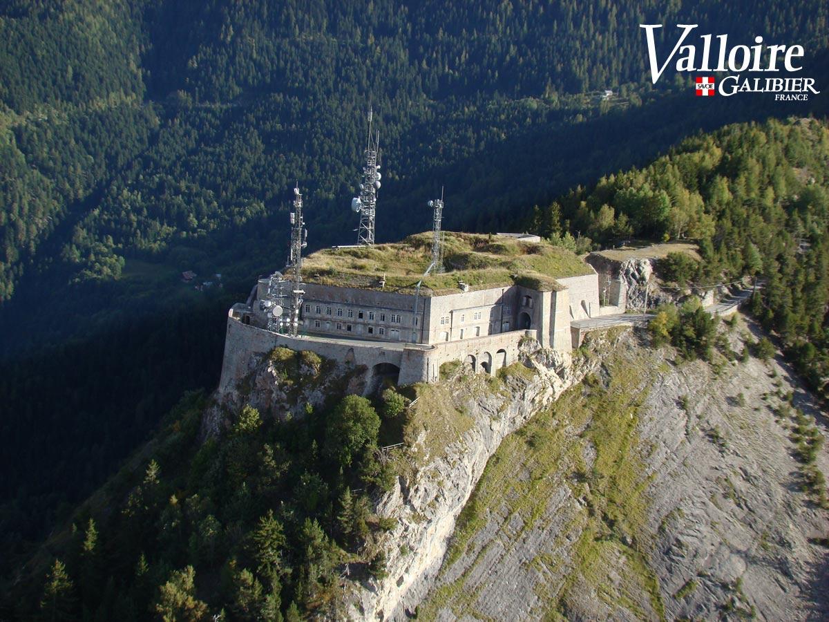 Le fort du t l graphe savoie mont blanc savoie et haute - Office de tourisme st jean de maurienne ...