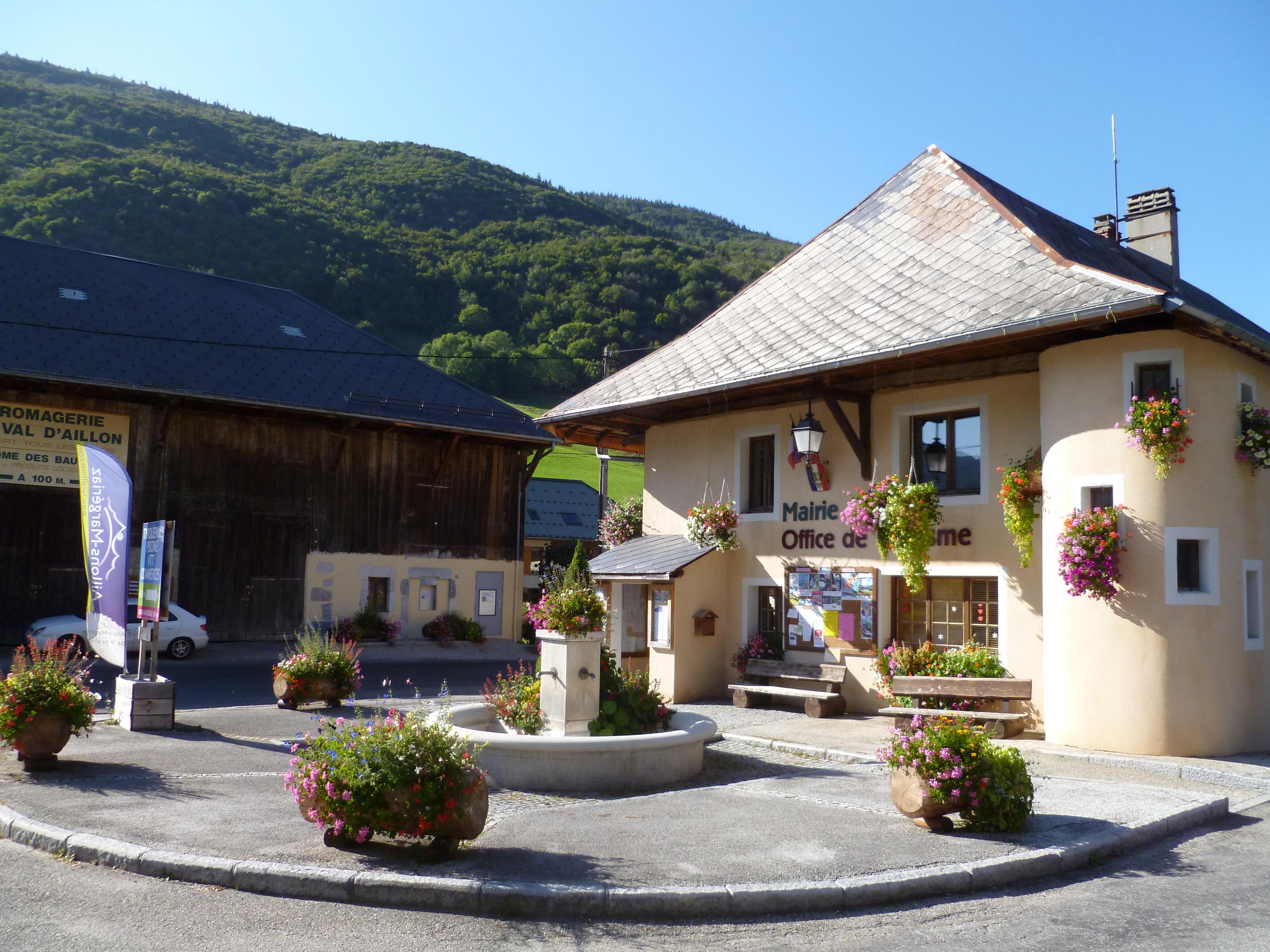 Office de tourisme des aillons marg riaz savoie mont blanc savoie et haute savoie alpes - Office du tourisme deux alpes ...