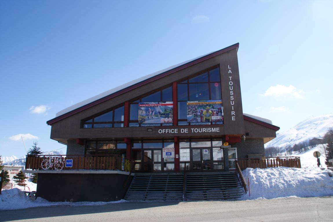 Office de tourisme de la toussuire savoie mont blanc - Office tourisme albiez montrond 73300 ...