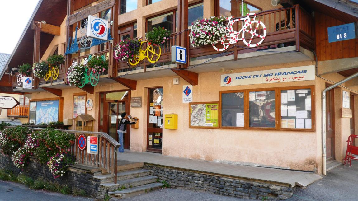 Office de tourisme de saint sorlin d 39 arves savoie mont - Office de tourisme saint jean d arves ...