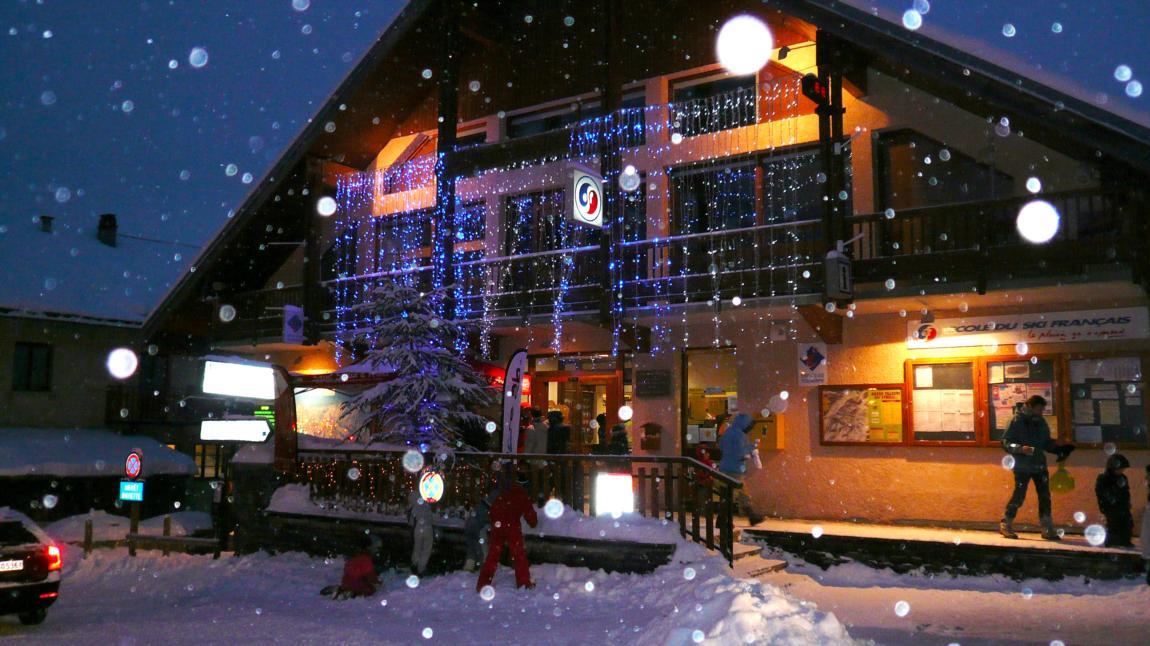 Saint Sorlin D Arves Tourist Office In Saint Sorlin D Arves French Alps Savoie Mont Blanc
